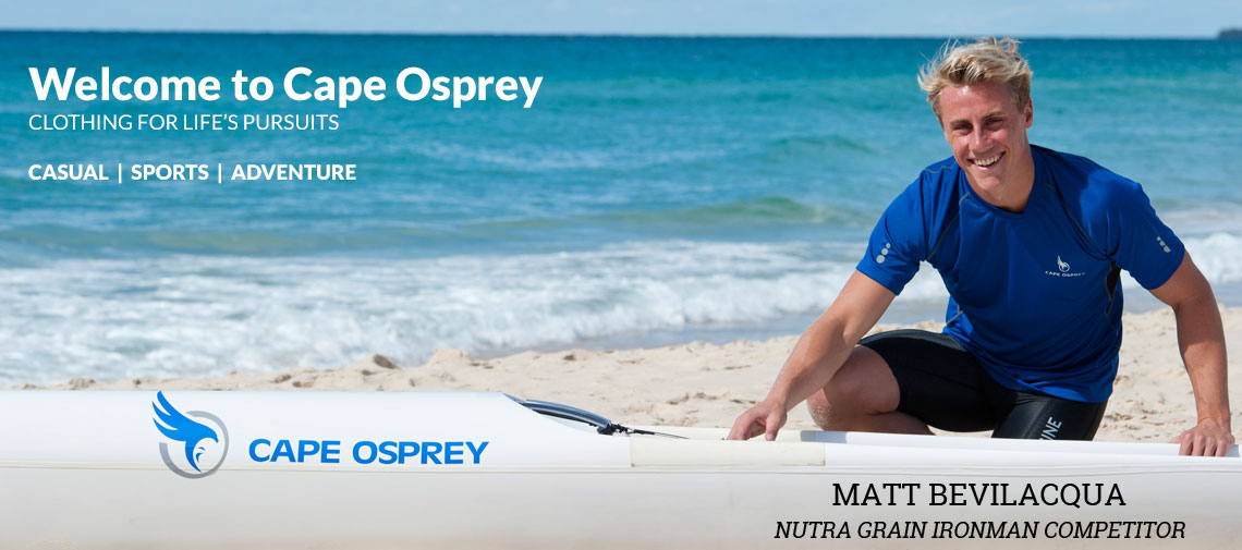 Welcome to Cape Osprey
